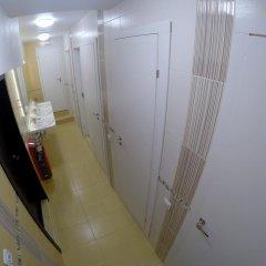 Гостиница HQ Hostelberry Кровать в общем номере с двухъярусной кроватью фото 45