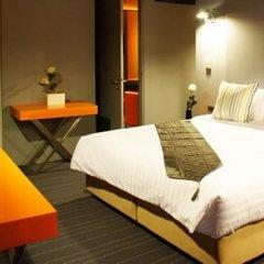 Отель The Heritage Hotels Bangkok 4* Номер Комфорт с различными типами кроватей фото 10