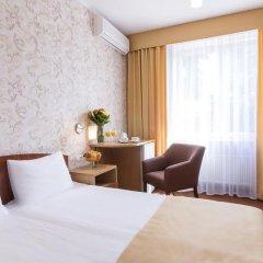Гостиница Мариот Медикал Центр 3* Стандартный номер с двуспальной кроватью фото 4