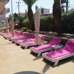 Отель Garden пляж
