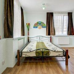 Гостиница Колумб Студия разные типы кроватей фото 6