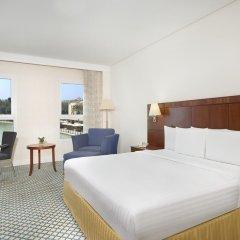 Отель Courtyard by Marriott Dubai Green Community Полулюкс с различными типами кроватей