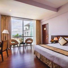 Mondial Hotel Hue 4* Номер Делюкс с различными типами кроватей фото 4