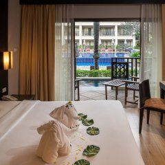 Отель Deevana Patong Resort & Spa 4* Номер Делюкс с двуспальной кроватью фото 9