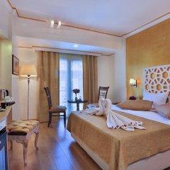 Ayasultan Hotel 3* Стандартный семейный номер с двуспальной кроватью фото 5