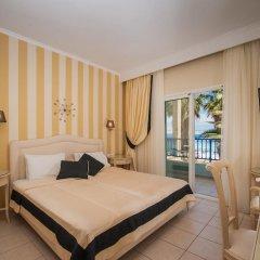 Отель Antigoni Beach Resort 4* Стандартный номер с двуспальной кроватью фото 4