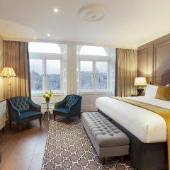 Hotel Indigo Edinburgh - Princes Street 4* Улучшенный номер с различными типами кроватей фото 2