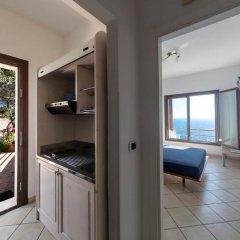 Отель La Rosa Sul Mare 4* Улучшенная студия фото 2