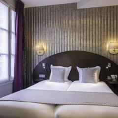 Отель Hôtel de Neuve Le Marais by Happyculture 3* Стандартный номер с двуспальной кроватью фото 2