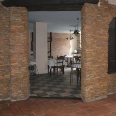 Hotel La Fuente Канделарио питание фото 3