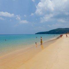 Anda Beachside Hotel пляж