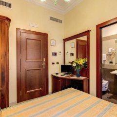 Hotel Contilia 3* Стандартный номер с различными типами кроватей фото 9
