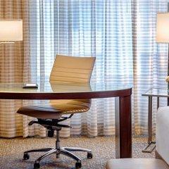Отель Grand Hyatt Washington 4* Стандартный номер с различными типами кроватей фото 4