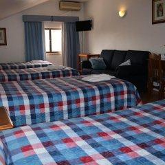 Отель Hospedaria Anagri Стандартный номер разные типы кроватей фото 7