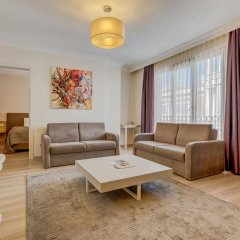 Plus Hotel Cihangir Suites Стамбул комната для гостей фото 3