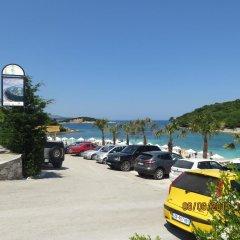 Отель Cerro Албания, Ксамил - отзывы, цены и фото номеров - забронировать отель Cerro онлайн парковка