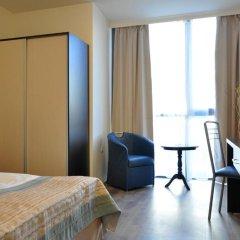 Hotel Burgas Free University Стандартный номер с разными типами кроватей фото 4