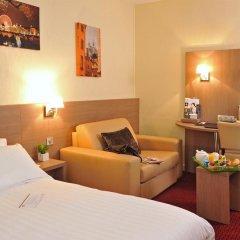 Best Western Hotel De Verdun 3* Стандартный номер с различными типами кроватей