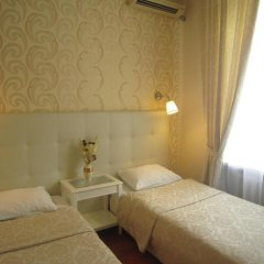 Гостиница А 3* Стандартный номер 2 отдельные кровати фото 2