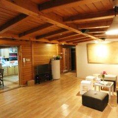 Hostel Maru Hongdae комната для гостей фото 5