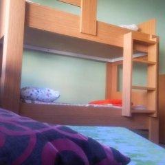 Small Funny World Athens - Hostel Кровать в общем номере с двухъярусной кроватью фото 4