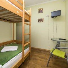 Баллет Хостел Номер категории Эконом с двуспальной кроватью фото 2