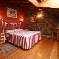 Отель Posada El Ángel de la Guarda 3* Стандартный номер с разными типами кроватей фото 5