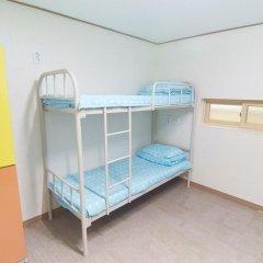 Kimchee Downtown Guesthouse - Hostel Кровать в женском общем номере с двухъярусной кроватью фото 4