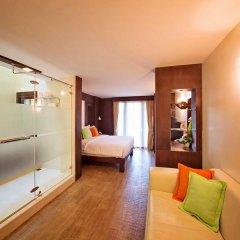 Отель Tup Kaek Sunset Beach Resort 3* Номер Делюкс с различными типами кроватей фото 34