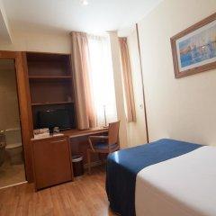 Отель Sorolla Centro 3* Стандартный номер с различными типами кроватей фото 10