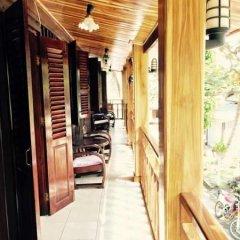 Отель Villa Oasis Luang Prabang 3* Улучшенный номер с 2 отдельными кроватями фото 3