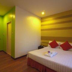 Woraburi Sukhumvit Hotel & Resort 3* Стандартный номер с различными типами кроватей фото 2