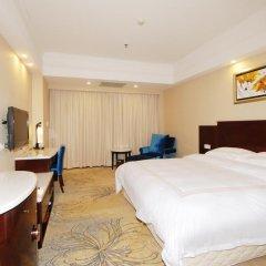 Overseas Chinese Friendship Hotel 3* Номер Делюкс с различными типами кроватей фото 8