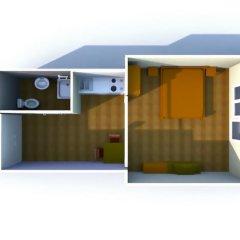 Апартаменты Abt Apartments Budapest Karoly сейф в номере
