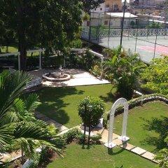 Hibiscus Lodge Hotel спортивное сооружение