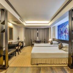 Отель The Grand Sathorn 3* Номер Делюкс с различными типами кроватей фото 9