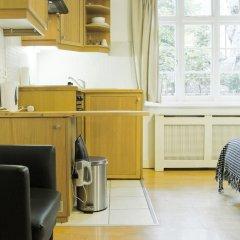 Апартаменты Studios 2 Let Serviced Apartments - Cartwright Gardens Студия Эконом с различными типами кроватей фото 5
