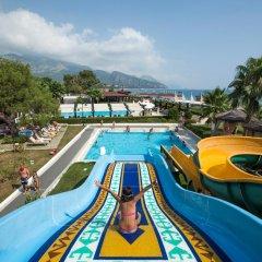 Отель Crystal Flora Beach Resort – All Inclusive бассейн фото 3