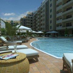 Отель Complex Perla бассейн фото 2