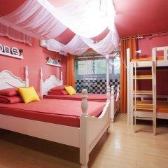 Отель Han River Guesthouse 2* Семейная студия с двуспальной кроватью фото 14