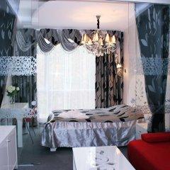 Отель Baltazaras 3* Улучшенный номер с различными типами кроватей фото 10