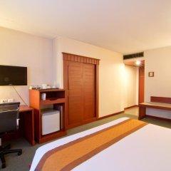 Manhattan Bangkok Hotel 4* Улучшенный номер фото 5