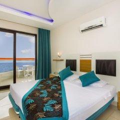 Kleopatra Ada Beach Hotel 4* Стандартный номер с различными типами кроватей
