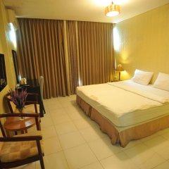 Holiday Hotel Номер Делюкс с различными типами кроватей фото 5