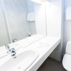 Отель Fjordgaarden Mo ванная