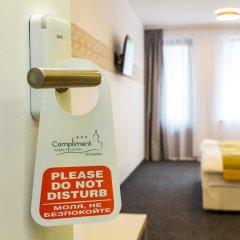 Hotel Compliment 3* Стандартный номер фото 3