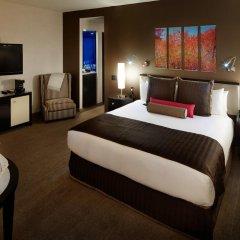 Gansevoort Park Hotel NYC 5* Улучшенный номер с различными типами кроватей