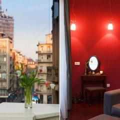 Апартаменты Basco Apartment Terazije Square балкон