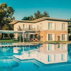 Отель Cornelia Diamond Golf Resort & SPA - All Inclusive 5* Вилла Azure с различными типами кроватей фото 2