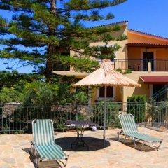 Отель Villa Medusa пляж